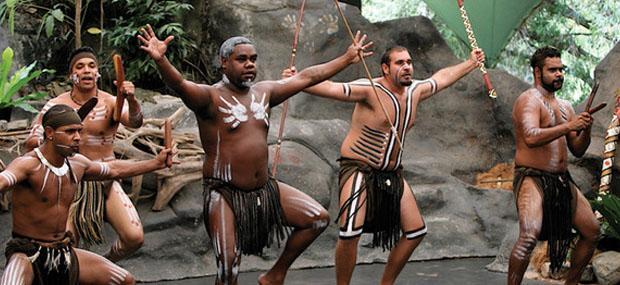 查布凯-土著-原住民-文化-公园-跳舞-日游-特色-澳大利亚-原始-人-部落-民俗