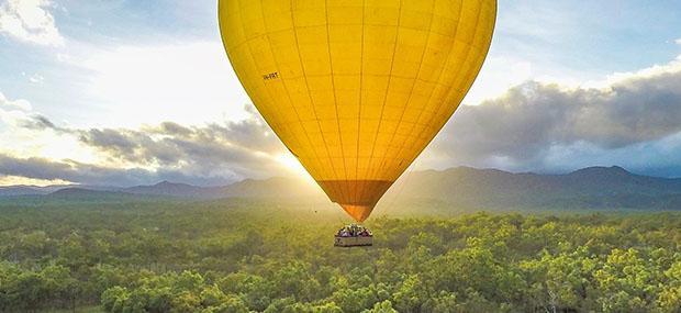 生日-庆祝-热气球-飞行-礼物-难忘-体验