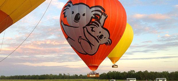 道格拉斯港-热气球-阿瑟顿-飞行-浪漫-清晨