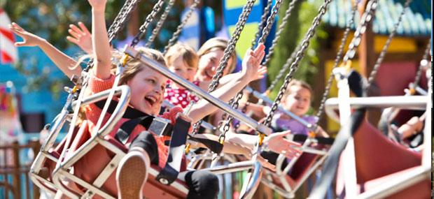 梦幻乐园-孩子-欢乐-热气球-黄金海岸