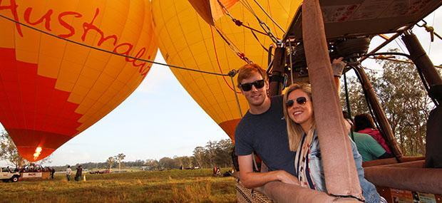 道格拉斯港-情侣-爱人-旅行-最受欢迎选择-热气球