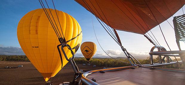 热气球-道格拉斯港-最好-旅游