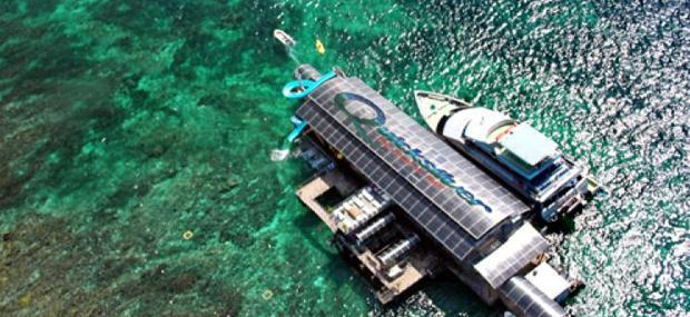 银梭号-专用-阿金考特-五星级-享受-外堡礁-大堡礁-平台